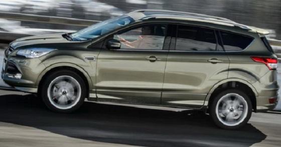 2015 Ford Kuga Titanium X-Sport