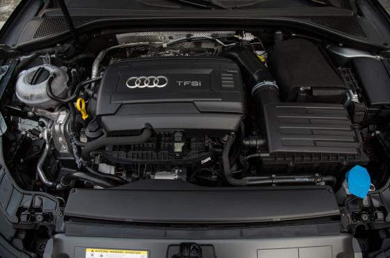 Двигатель новой Audi Q3 2015