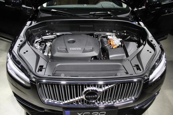 Объем двигателя Volvo XC90 2015 2,5 литра