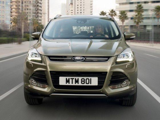 Ford Kuga 2015 фото