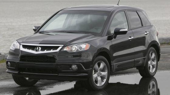Внешний облик Acura RDX 2014