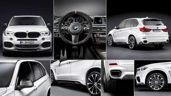 Что нового в BMW X5 2014 модельного года?