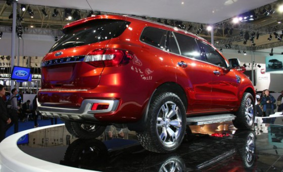 Фото Ford Everest 2015