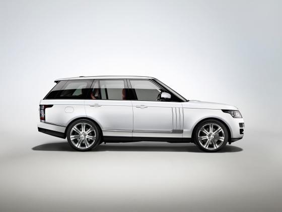 Удлиненный Range Rover 2014