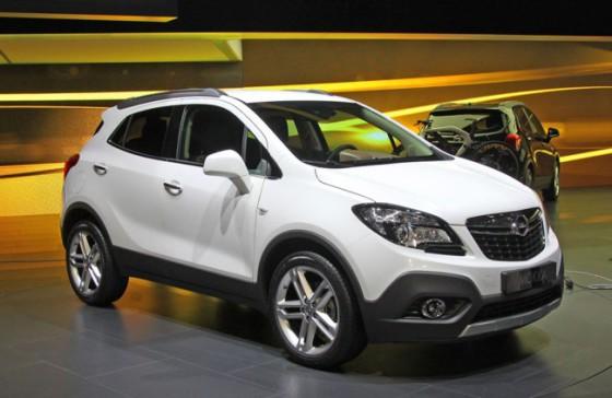 Opel Mokka - комплектации и цены