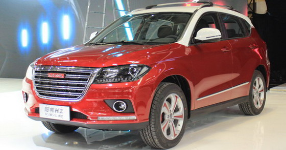 Great Wall Haval H1 2015