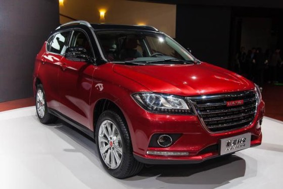 Фото Great Wall Haval H4