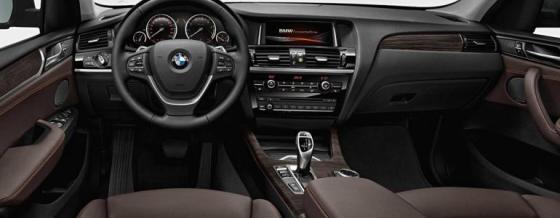 Внешний вид BMW X5 Е70