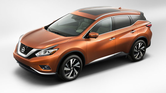 Старт Nissan Murano