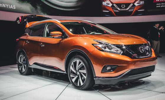 Премьера Nissan Murano 2015