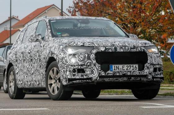 Комплектации и цены Audi Q7 2015