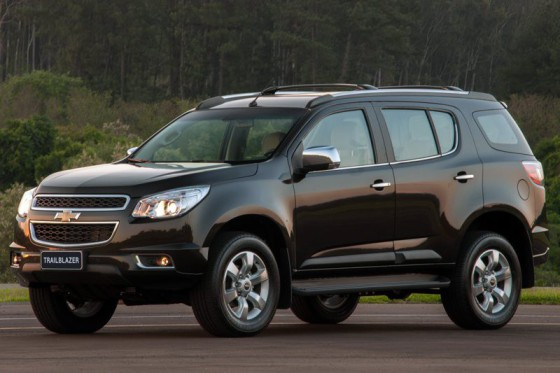 Chevrolet Trailblazer II поколения