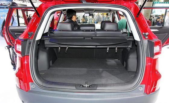 Багажник Changan CS75