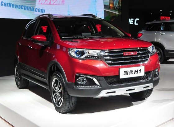 Цены на Great Wall Haval H1