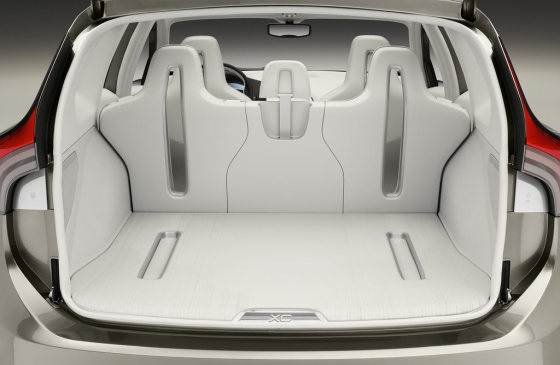 Багажник Volvo XC60