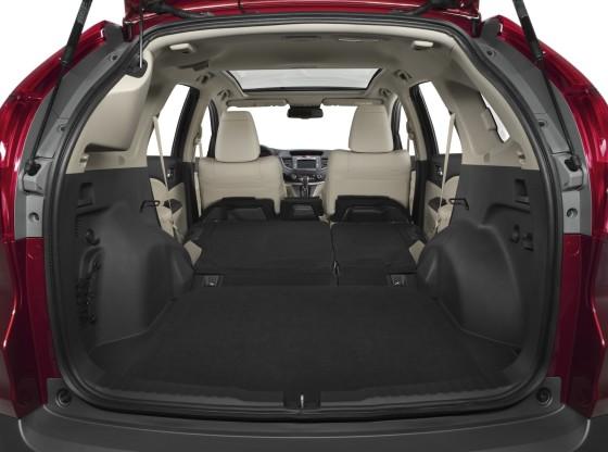 Багажник Honda CR-V 4
