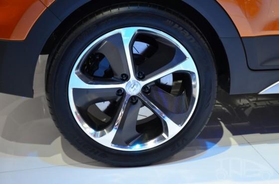 Колесные диски Hyundai ix25