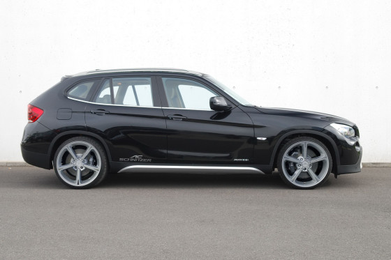 BMW X1 с передним приводом
