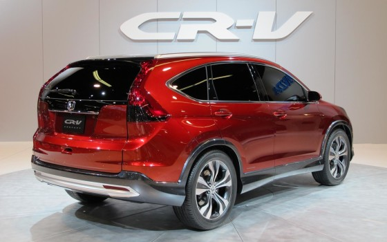 Цены и комплектации новой Honda CR-V