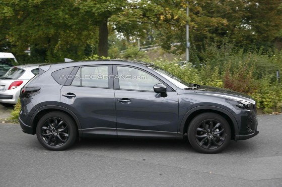 Mazda CX-5 2015 рестайлинг