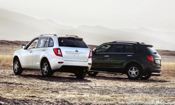 В июле на российском рынке было продано 1 383 автомобилей lifan
